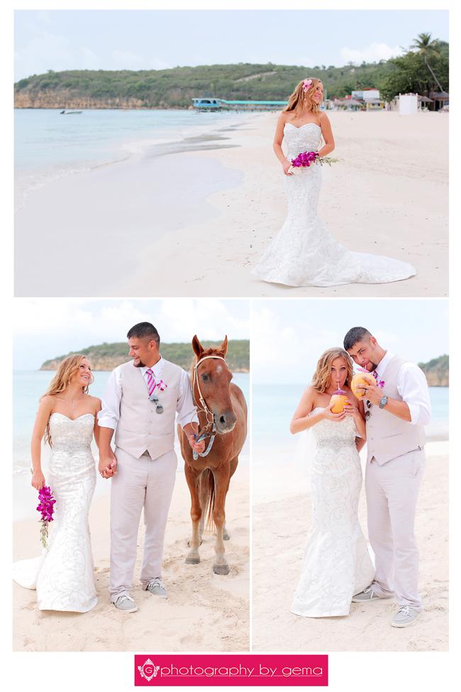 antigua destination wedding