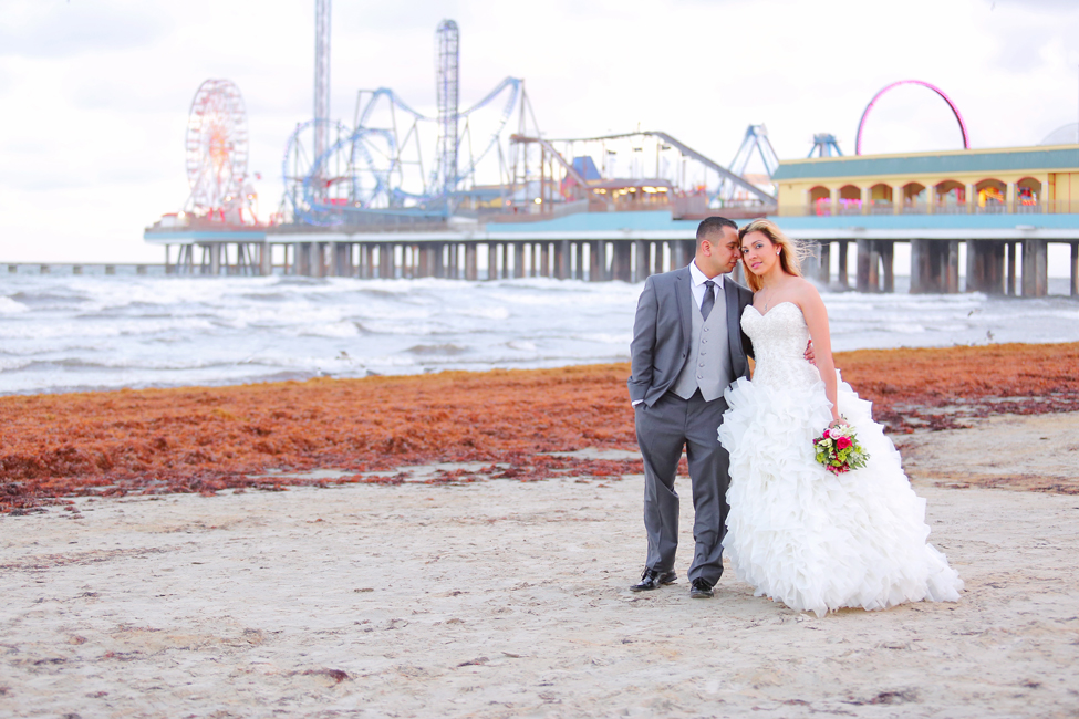 Galveston Wedding Photographer