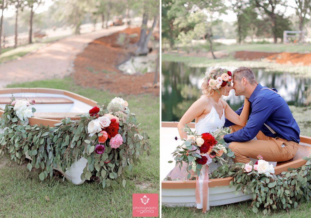 canoe-wedding